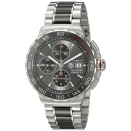 Relógio TAG Heuer Men s Stainless   Compra24h ac603d6add