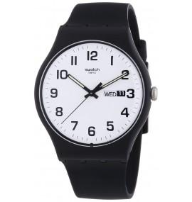 Relógio Unisex Swatch Twice SUOB705