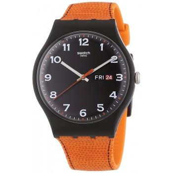 Relógio Masculino Swatch Faux Fox SUOB709