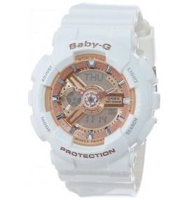 Relógio Feminino Casio Baby G Branco