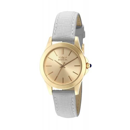 9a85ec6f79c Relógio Invicta 15149 Angel banhado a ouro 18k
