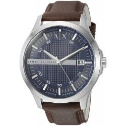 a38eb5deca8 Relógio Masculino A X Armani Exchange Marrom