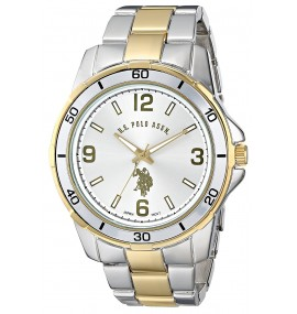 U.S. Polo Assn. Classic Masculino Two-Tone Watch