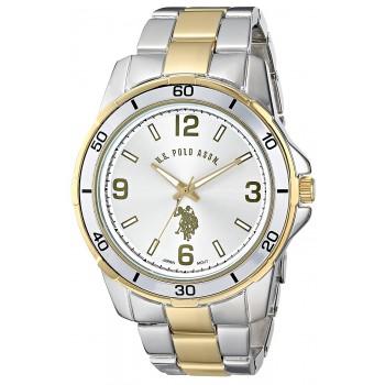 U.S. Polo Assn. Classic Masculino Two-Tone Watch