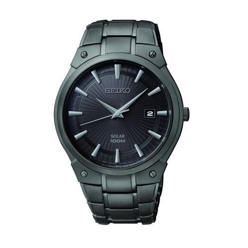 fd24b8f9d12 Relógio Masculino Seiko SNE325 Preto