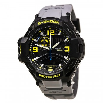 Casio G-Shock Aviation Luxury Grey