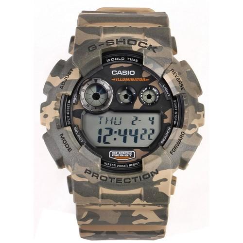 8426a9d3312 Relógio Masculino Casio G Shock Montre Camo