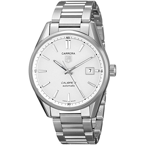 60f47ab0b3d Relógio TAG Heuer Men s Carrera Stainless Steel Automatic Watch ...