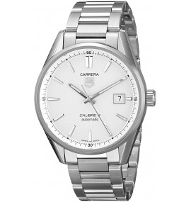 Relógio TAG Heuer Men's Carrera Stainless Steel Automatic Watch