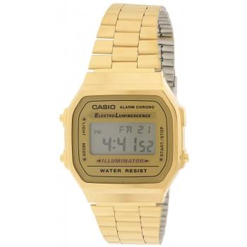 Relógio Casio A168WG-9 Vintage - Multifunções