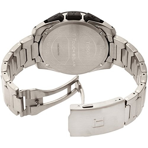 8b02567f771 Relógio Tissot T-Touch Expert Solar