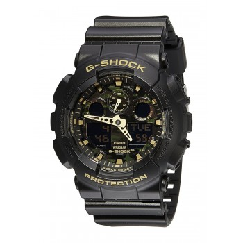 Relógio G-SHOCK GA100 Display Camuflado