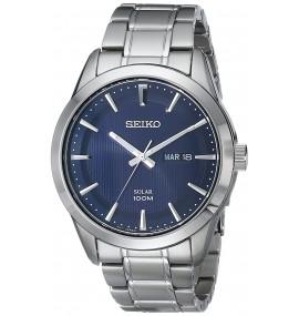 Relógio Masculino Seiko SNE361 Prata