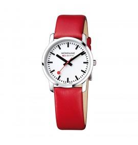 Relógio Feminino Mondaine Red