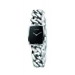 Relógio Feminino Calvin Klein Steel Rectangle