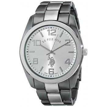U.S. Polo Assn. Classic Masculino Two-Tone Bracelet Watch