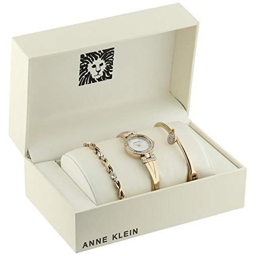 a4a4177396f Relógio Anne Klein Crystal