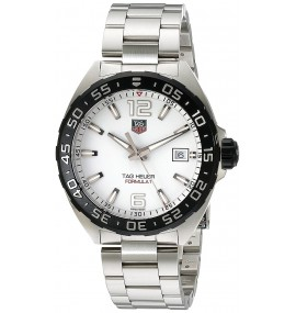 Relógio TAG Heuer Men's Stainless Steel Bracelet Watch