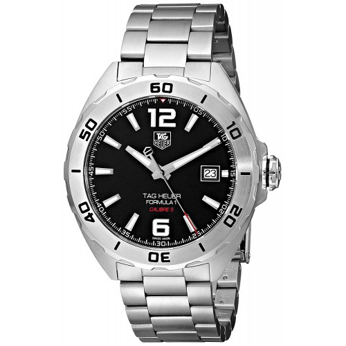 f23f11087d3 Relógio masculino TAG Heuer Stainless Steel Automatic Watch