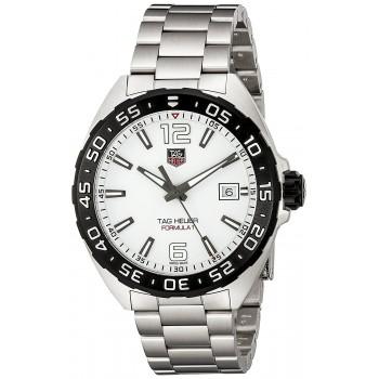 Relógio Masculino TAG Heuer Men's Silver