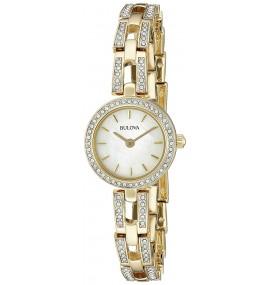 Relógio Feminino Bulova 98L213 Crystal