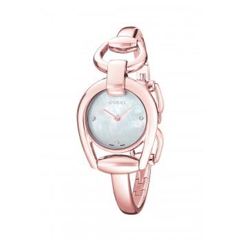 Relógio Gucci Horsebit Ouro Rosé 18k