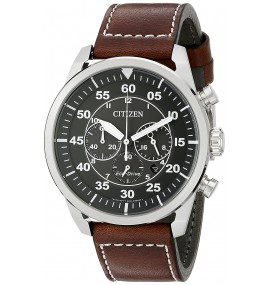 Relógio Masculino Citizen Stainless Steel Eco