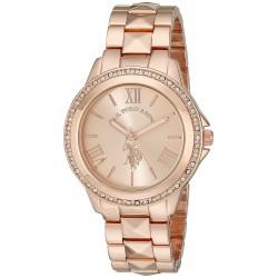 Relógio feminino U.S. Polo Rose Gold