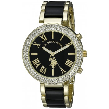 Relógio Feminino U.S. Polo Assn. Two-Tone Watch