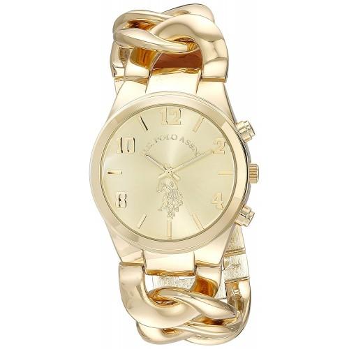88675f69c26 Relógio Feminino U.S Polo Ouro