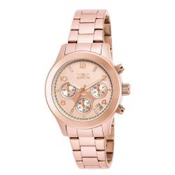 Relógio Feminino Invicta 19218 Angel Ouro Rosé 18k