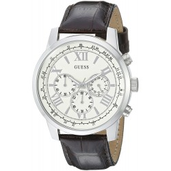 Relógio GUESS Men's U0380G2 Dressy Stainless