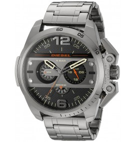 Relógio Masculino Diesel Ironside Quartz Grey Watch