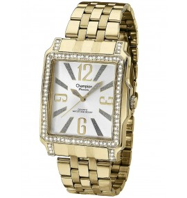 Relógio Feminino Champion Quadrado