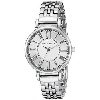 Relógio feminino Anne Klein Silver