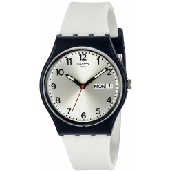 bf1929b47e8 Relógio masculino Swatch White Watch