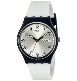 Relógio masculino Swatch White Watch