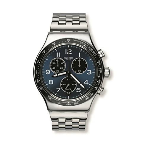 8b3116bb943 Relógio Masculino Swatch Boxengasse