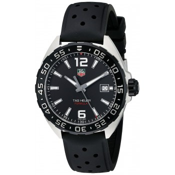 Relógio TAG Heuer Men's Black Band