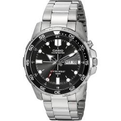Relógio Casio Black MTD-1079D-1AVCF