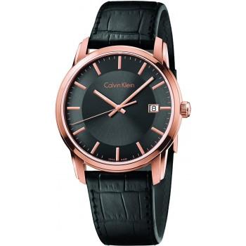 Relógio Feminino Calvin Klein Infinite Ouro Rosé