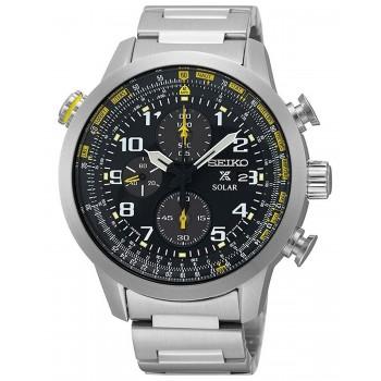 Relógio Masculino Seiko Prospex Solar Chronograph SSC369
