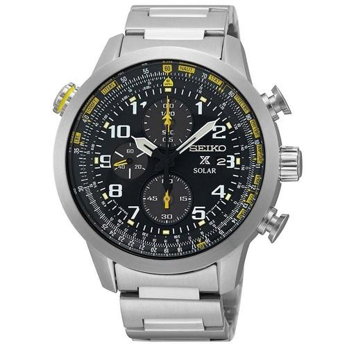 0a9ec223738 Relógio Masculino Seiko Prospex Solar Chronograph SSC369