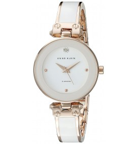 Relógio feminino Anne Klein Diamond