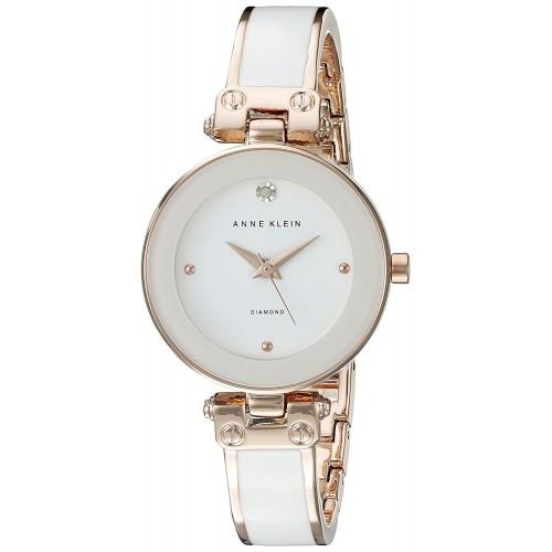 Relógio feminino Anne Klein Diamond   Loja Compra24h f3bec460f1