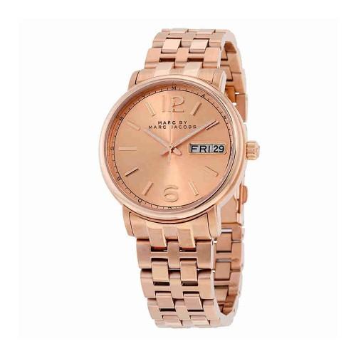 Relógio Feminino Marc Jacobs Fergus Watch - Rose gold   Compra24h 7e859c9fdb