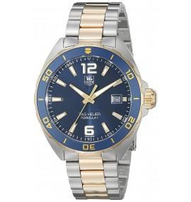 Relógio Tag Heuer Formula 1 Gold Blue