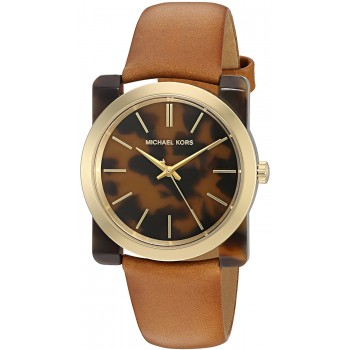 Relógio Michael Kors Women's Kempton Brown Watch