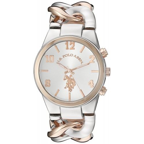 3109828a1d5 Relógio feminino U.S. Polo Summer