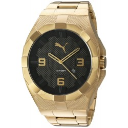 Relógio Masculino PUMA Gold Plated